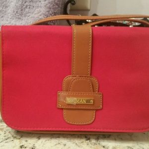 IMAN crossbody / shoulder handbag